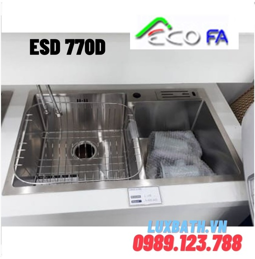 Chậu rửa bát Ecofa ESD 770D