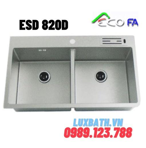 Chậu rửa bát Ecofa ESD 820D