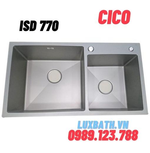 Chậu rửa bát Hàn Quốc CICO ISD 770