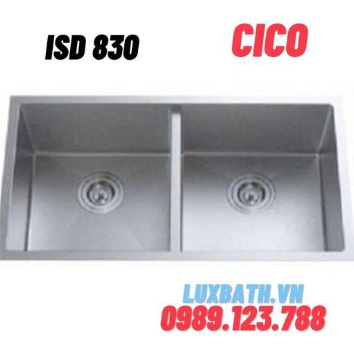 Chậu rửa bát Hàn Quốc CICO ISD 830