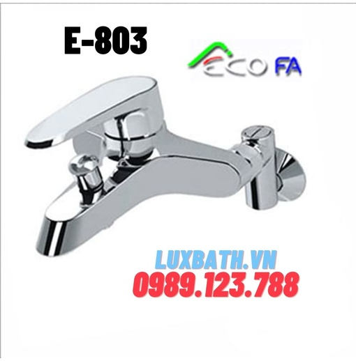 Sen tắm nóng lạnh hàn quốc Ecofa E-803