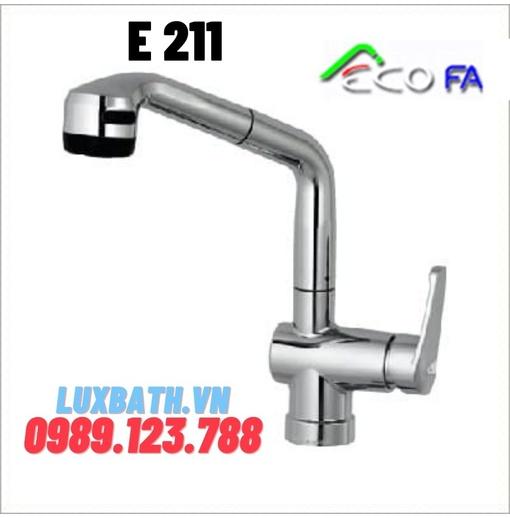 Vòi rửa bát Hàn Quốc Ecofa E-211