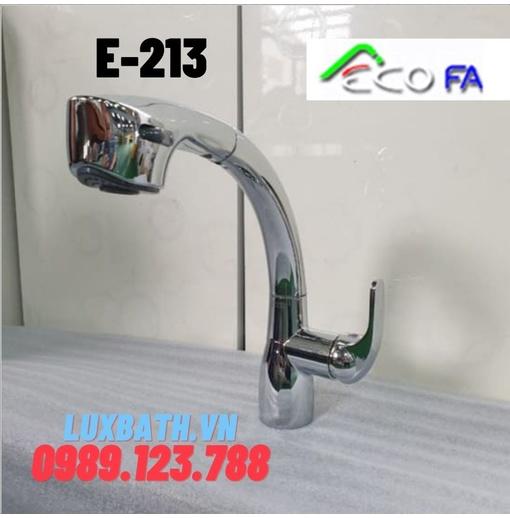 Vòi rửa bát Hàn Quốc Ecofa E-213