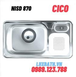 Chậu rửa bát Hàn Quốc CICO NISD 870