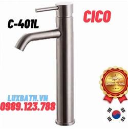 Vòi Lavabo nóng lạnh Hàn Quốc CICO C-401L