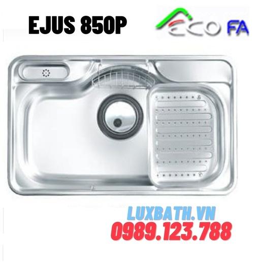 Chậu rửa bát Hàn Quốc Ecofa EJUS 850P
