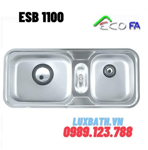 Chậu rửa bát Hàn Quốc Ecofa ESB 1100