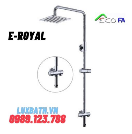 Sen tắm cây nóng lạnh hàn quốc Ecofa E-Royal