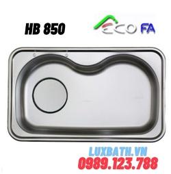 Chậu rửa bát Hàn Quốc Ecofa HB 850