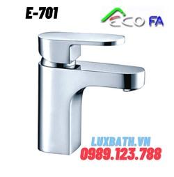 Vòi Lavabo nóng lạnh Hàn Quốc ECOFA E-701