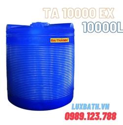 Bồn Nước Nhựa Tân Á 10000L Đứng TA 10000 EX