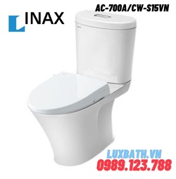 Bồn Cầu Nắp Rửa Cơ INAX AC-700A+CW-S15VN