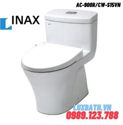 Bồn cầu 1 khối nắp rửa cơ Inax AC-900R+CW-S15VN