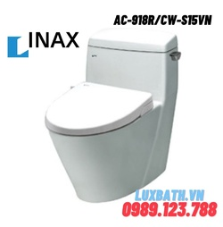 Bồn cầu 1 khối nắp rửa cơ Inax AC-918R+CW-S15VN