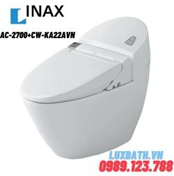 Bồn cầu điện tử Inax AC-2700+CW-KA22AVN
