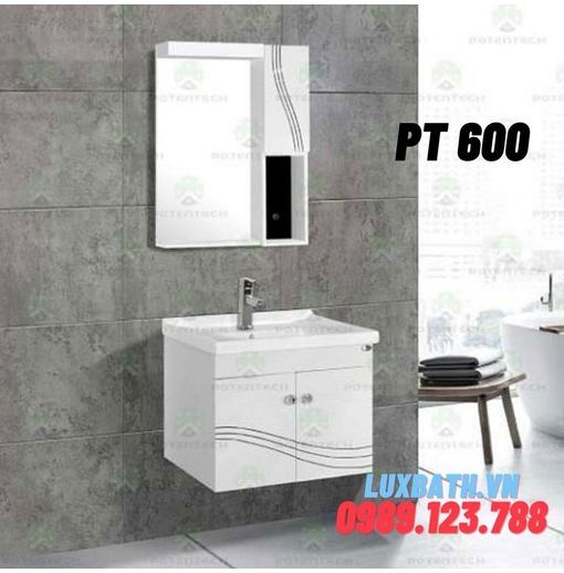 Bộ tủ chậu nhựa PVC Potentech PT 601