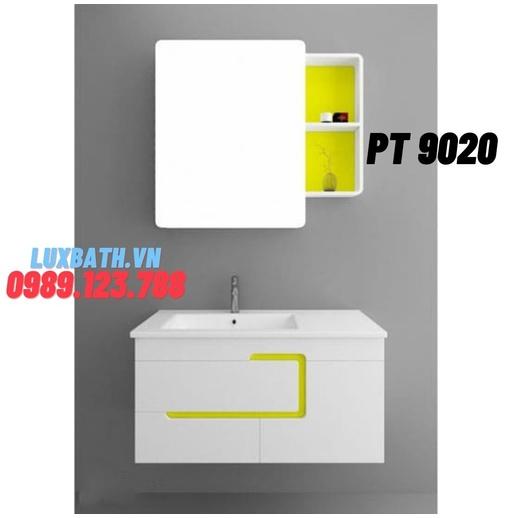 Bộ tủ chậu nhựa PVC Potentech PT 9020