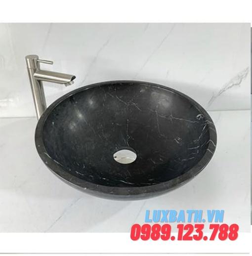 Chậu rửa lavabo dương bàn đá Eximstone BST03A
