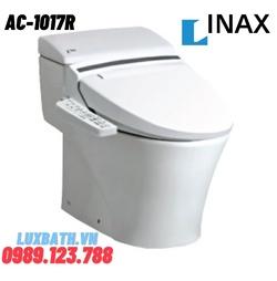 Bồn cầu rửa điện tử Inax AC-1017R+CW-KB22AVN