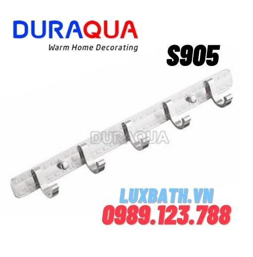 Móc treo quần áo 5 móc Duraqua S905