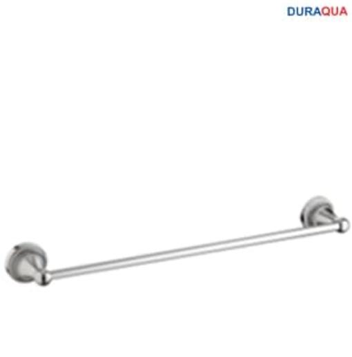 Vắt khăn đơn mạ bạc Duraqua S6801