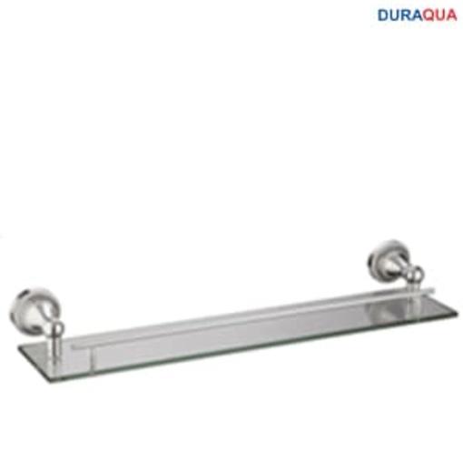 Kệ kính mạ bạc Duraqua S6809