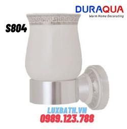 Kệ đựng cốc mạ bạc Duraqua S6804