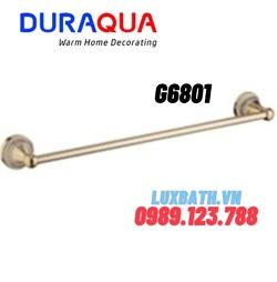 Vắt khăn đơn mạ vàng Duraqua G6801