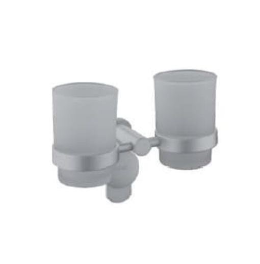 Giá để cốc đôi hợp kim nhôm Duraqua 9306