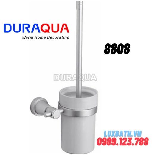 Giá để chổi vệ sinh mạ bạc Duraqua 8808