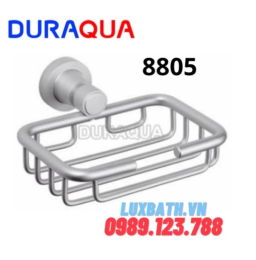 Giá để xà phòng mạ bạc Duraqua 8805