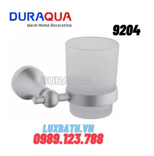 Kệ cốc đánh răng hợp kim nhôm Duraqua 9204