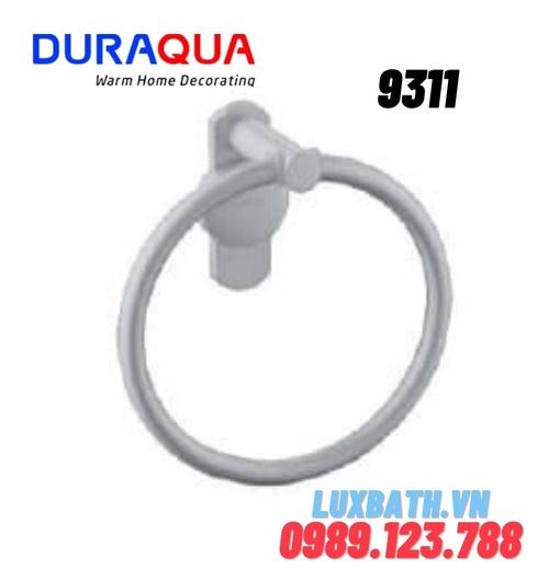 Vòng treo khăn hợp kim nhôm Duraqua 9311