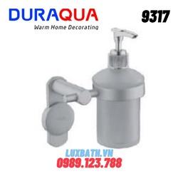 Giá để bình xà phòng hợp kim nhôm Duraqua 9317
