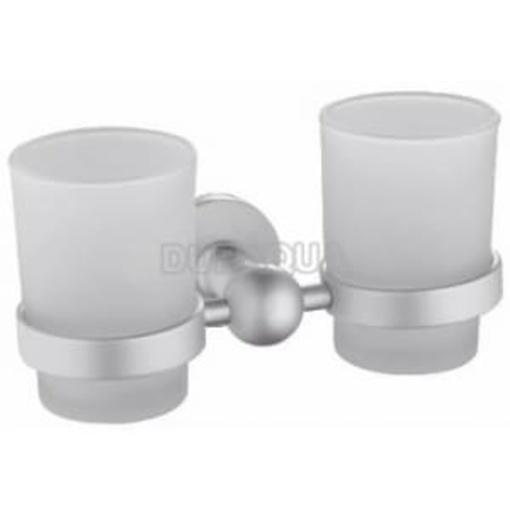 Giá để cốc đôi hợp kim nhôm Duraqua 9506