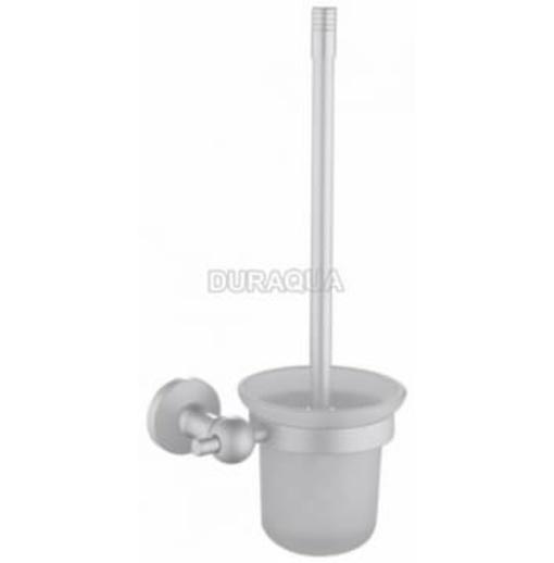 Giá để chổi vệ sinh mạ bạc Duraqua 9508