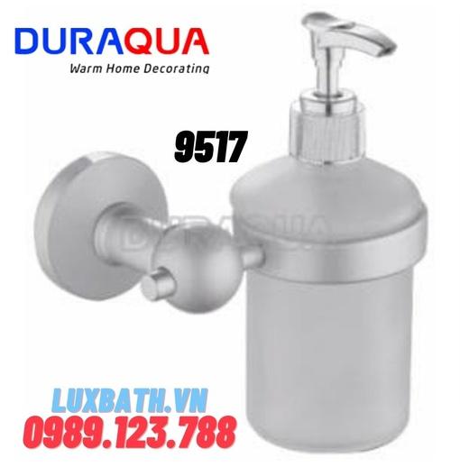 Giá để bình xà phòng hợp kim nhôm Duraqua 9517