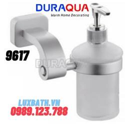Giá để bình xà phòng hợp kim nhôm Duraqua 9617