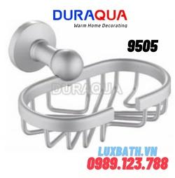 Giá để xà phòng hợp kim nhôm Duraqua 9505