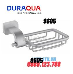 Giá để xà phòng hợp kim nhôm Duraqua 9605