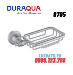 Giá để xà phòng hợp kim nhôm Duraqua 9705