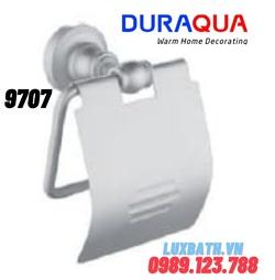 Móc treo giấy hợp kim nhôm Duraqua 9707