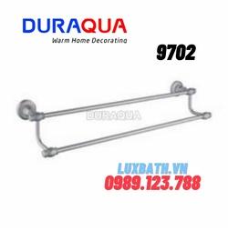 Vắt khăn đôi hợp kim nhôm Duraqua 9702
