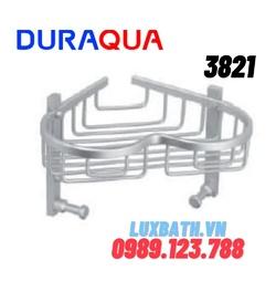Kệ đựng đồ hợp kim nhôm Duraqua 3821