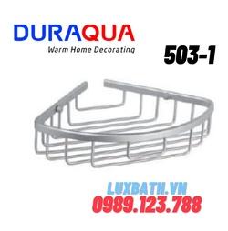 Kệ đựng đồ hợp kim nhôm Duraqua 503-1