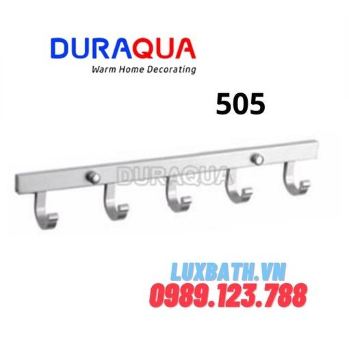Móc treo đồ 5 vấu nhôm Duraqua 505
