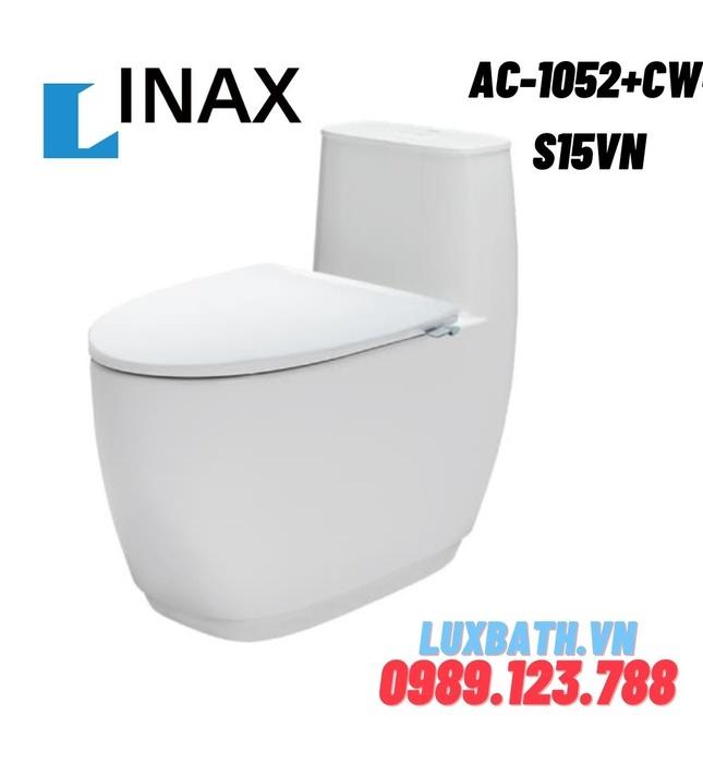 Bồn Cầu Nắp Rửa Cơ INAX AC-1052+CW-S15VN