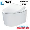 Bàn cầu âm tường nắp điện tử INAX AC-952+CW-H17VN