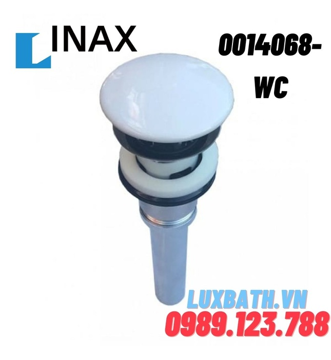Nút chặn sứ Inax 0014068-WC