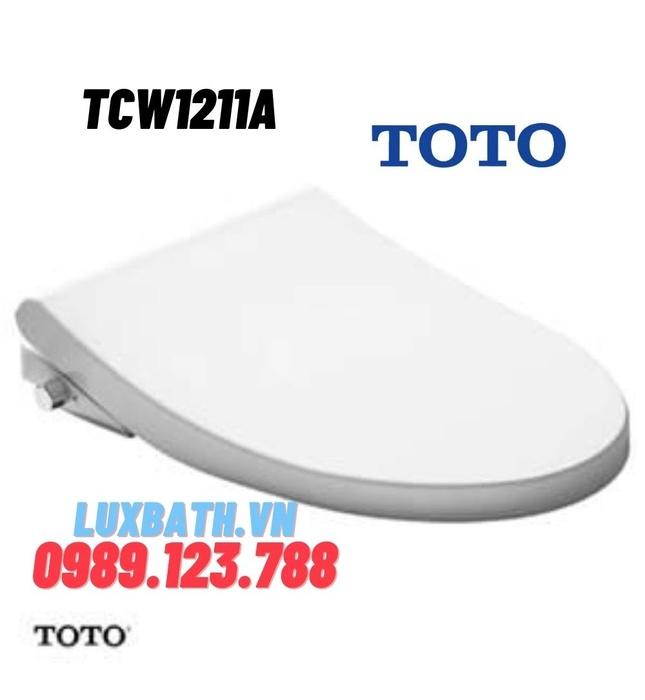 Nắp Rửa Cơ Ecowasher TOTO TCW1211A (E4)